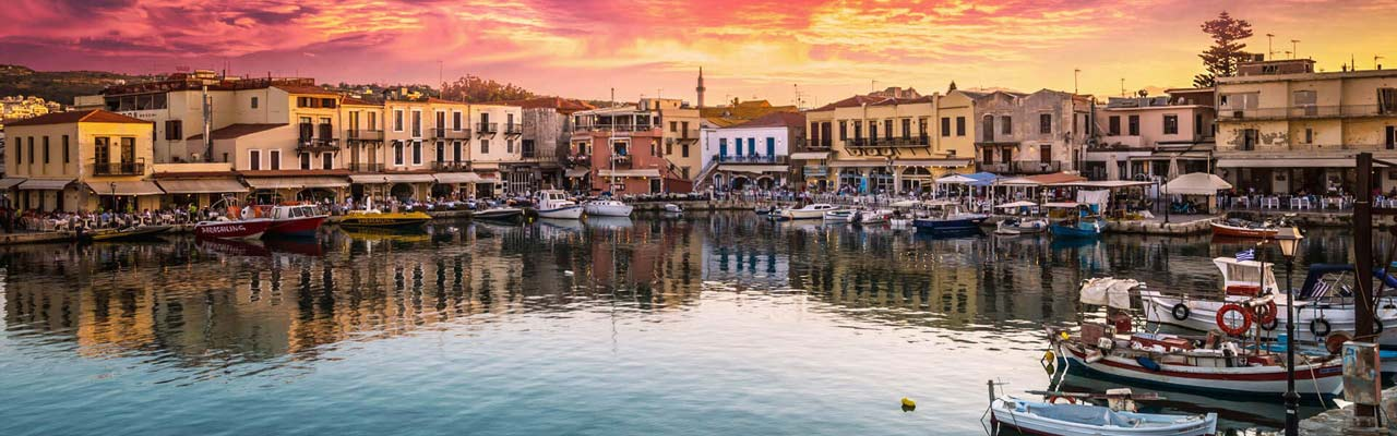 Tour from Heraklion to Rethymno