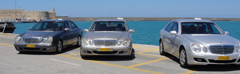 Crete Taxi Service