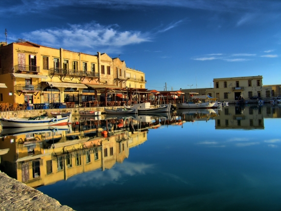 Excursion from Heraklion to Rethymno